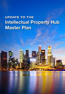 Update to IP Hub Master Plan cover